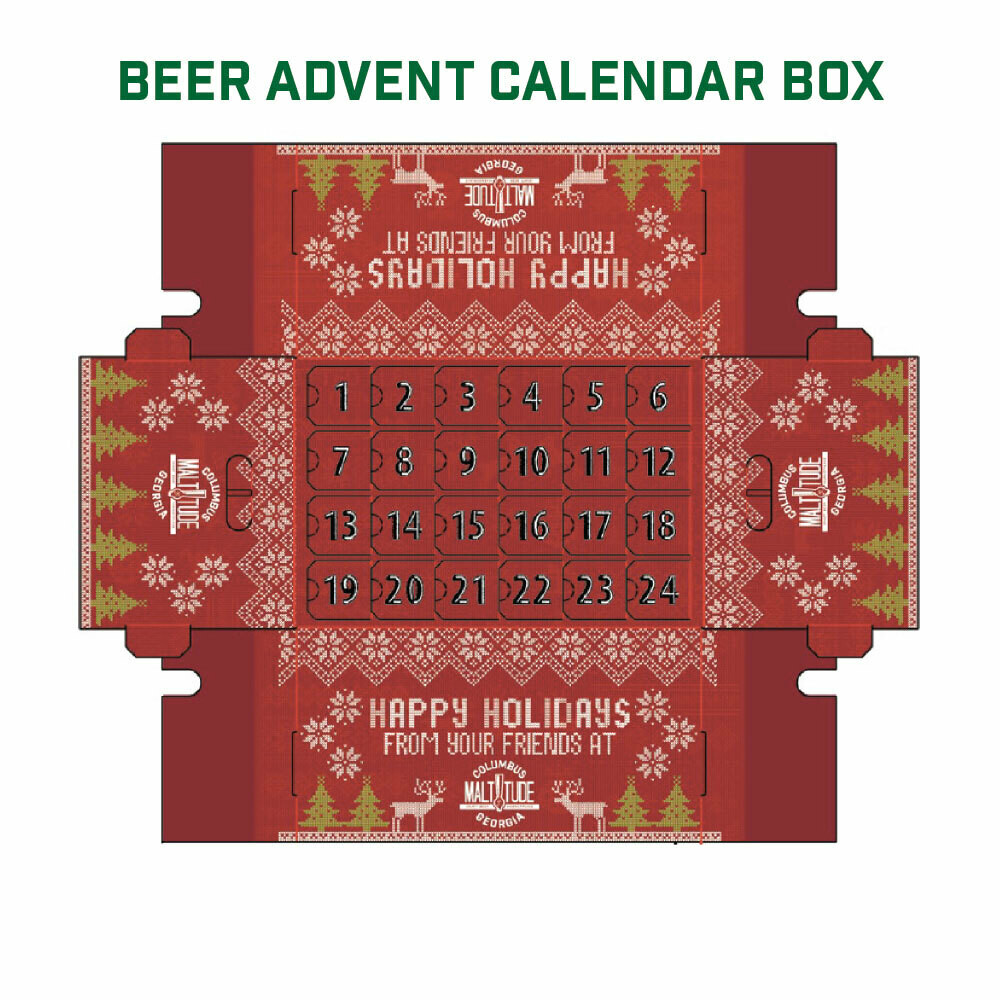 BEER ADVENT BOX