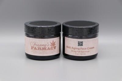Franny's Anti-Aging CBD Face Cream