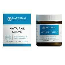 Naternal CBD Salve 2000mg