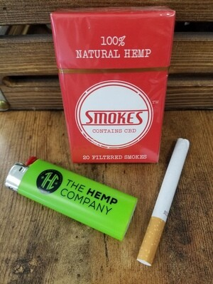 Smokes Hemp Cigarettes