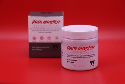 Wunderkind Pain Master Cream