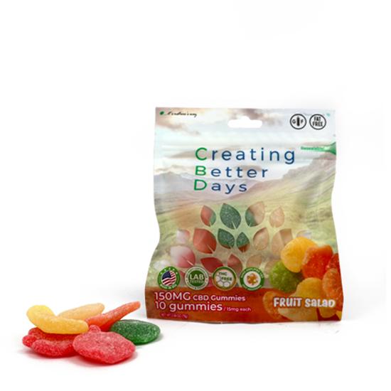 CBD Fruit Salad 10ct.