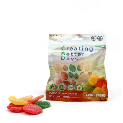 CBD Fruit Salad 10ct.