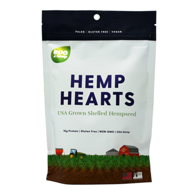 Hemp Hearts, 8oz