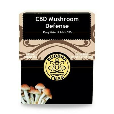 Buddha Mushroom Defense CBD Tea