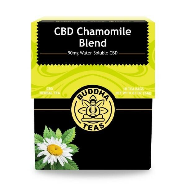 Buddha Chamomile CBD Tea