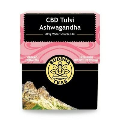Buddha Tulsi Ashwagandha CBD Tea