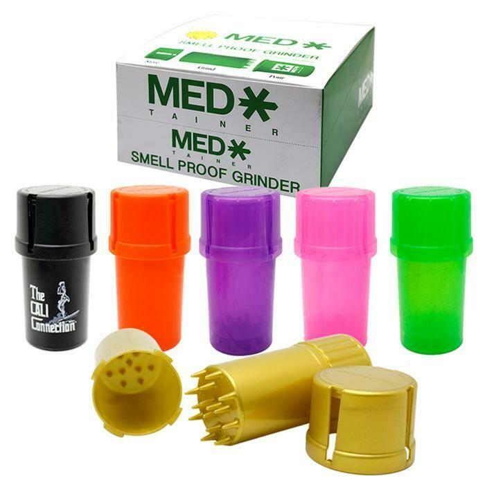 Medtainer Smell Proof Grinder