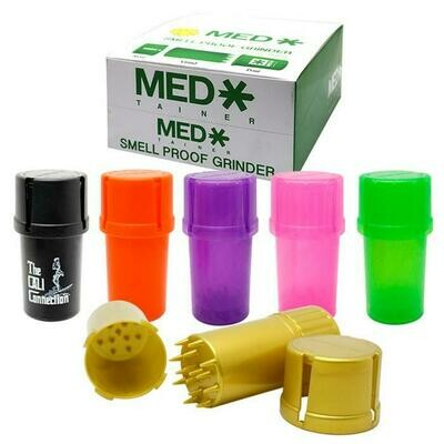 Medtainer Smell Proof Grinder