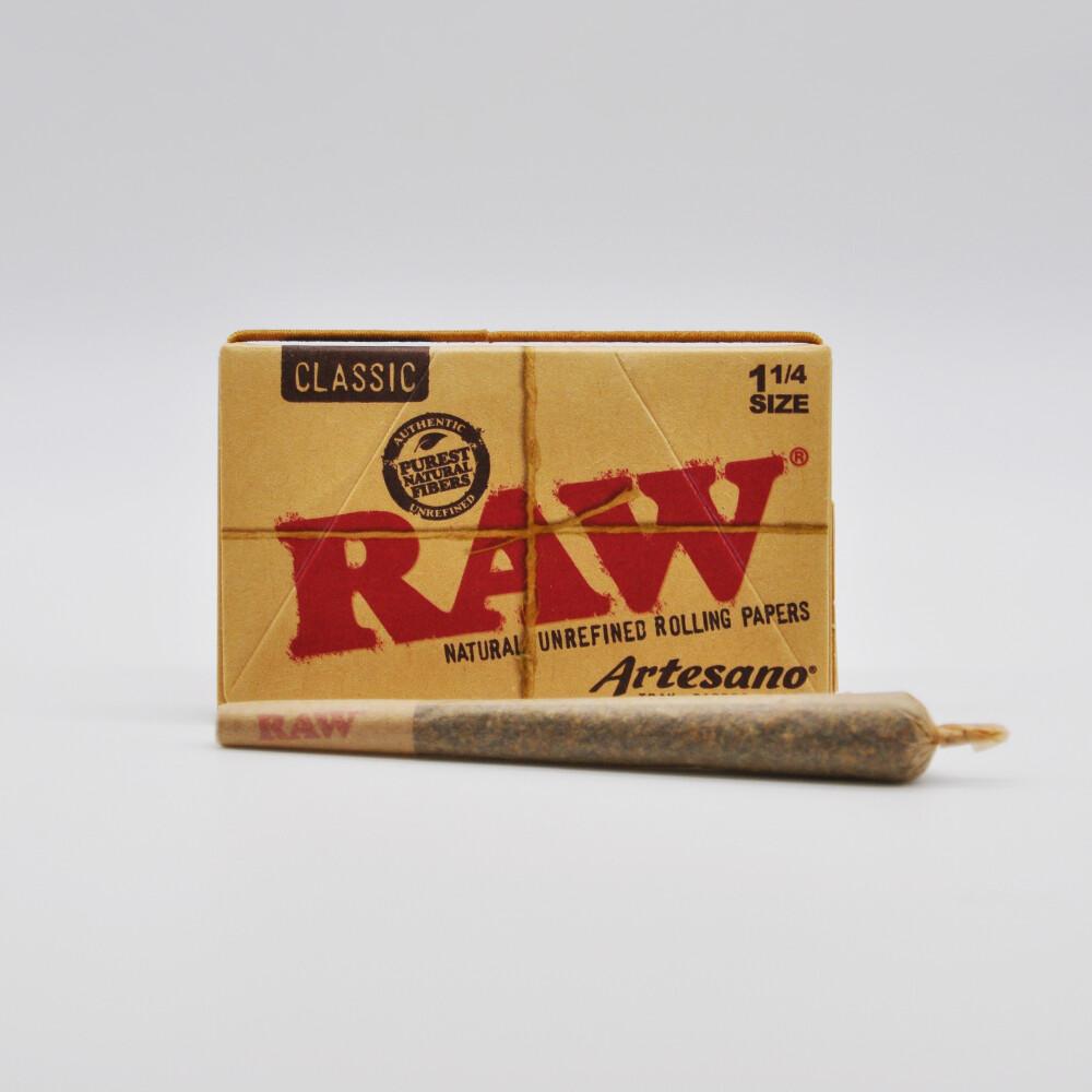 Raw Artesano Papers