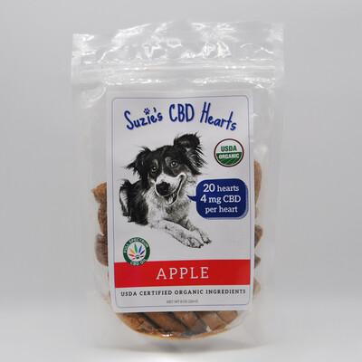 Suzie's Pet Treats 20ct - Apple