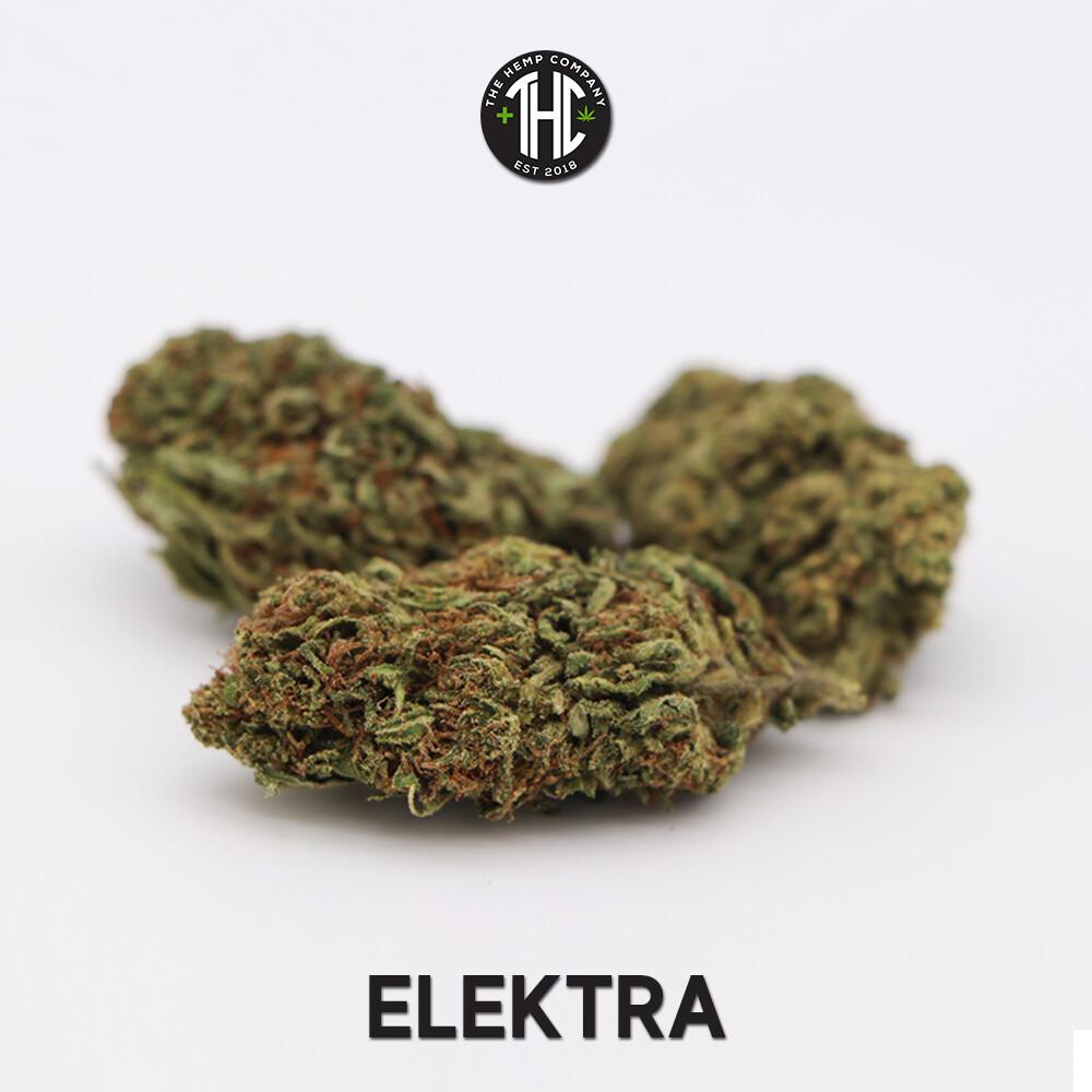 THC Premium Hemp Flower Elektra 1/4