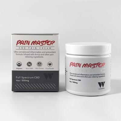 Pain Master Cream 500mg