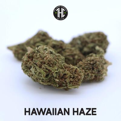 THC Premium Hemp Flower Hawaiian Haze 1/4