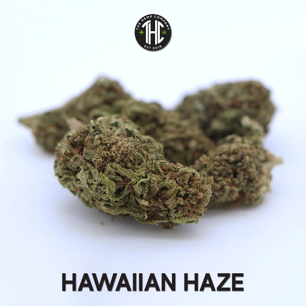 THC Premium Hemp Flower Hawaiian Haze 1 gram
