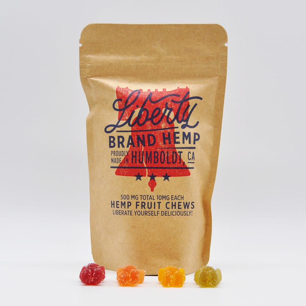 Liberty 10mg CBD Gummies, 50ct
