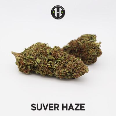 THC Premium Hemp Flower Suver Haze 1/4