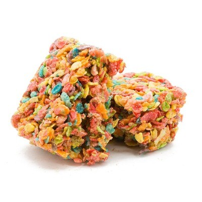 Delta 8 Infused Fruity Pebbles Treat