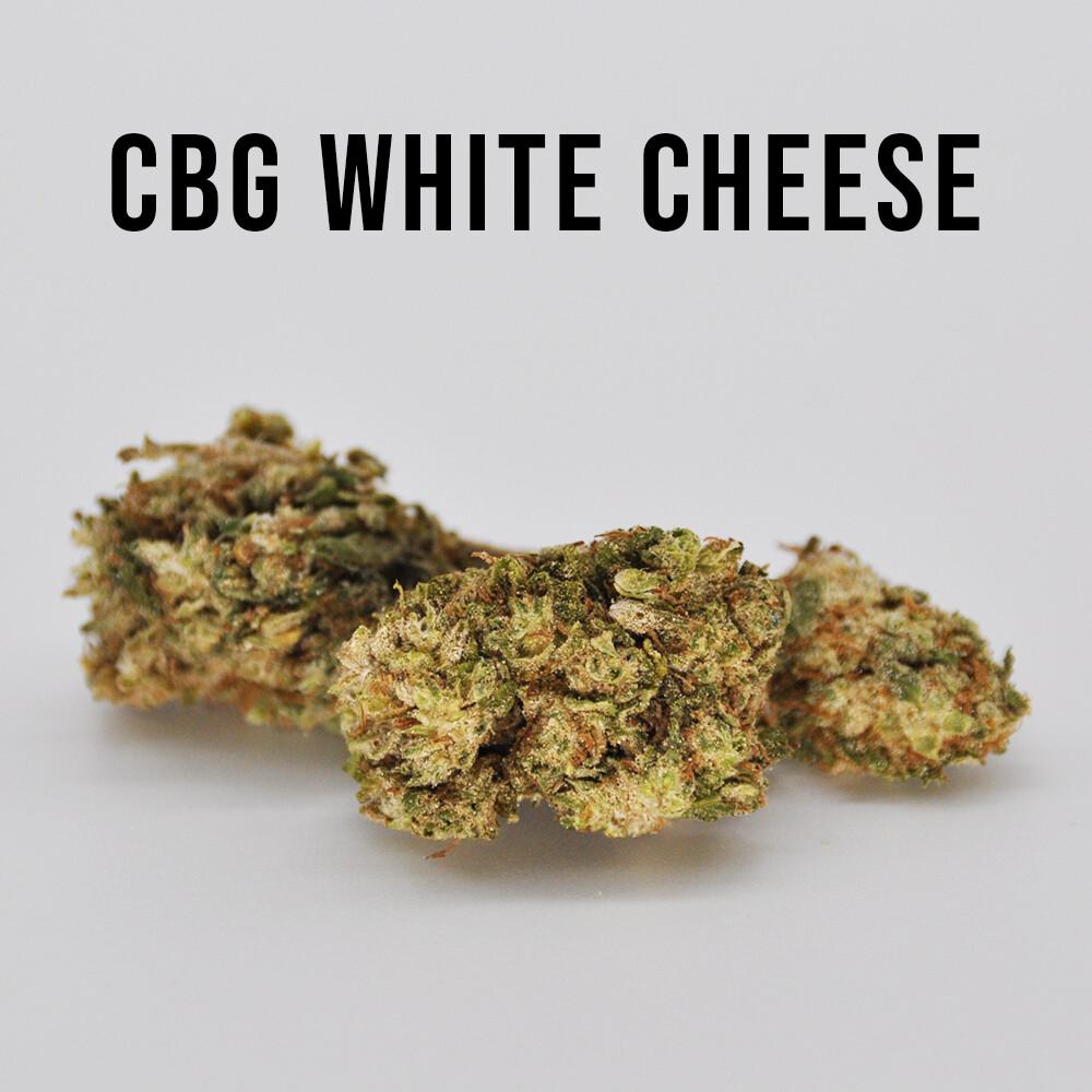 Delta 8 CBG White Cheese Hemp Flower - 1 gram