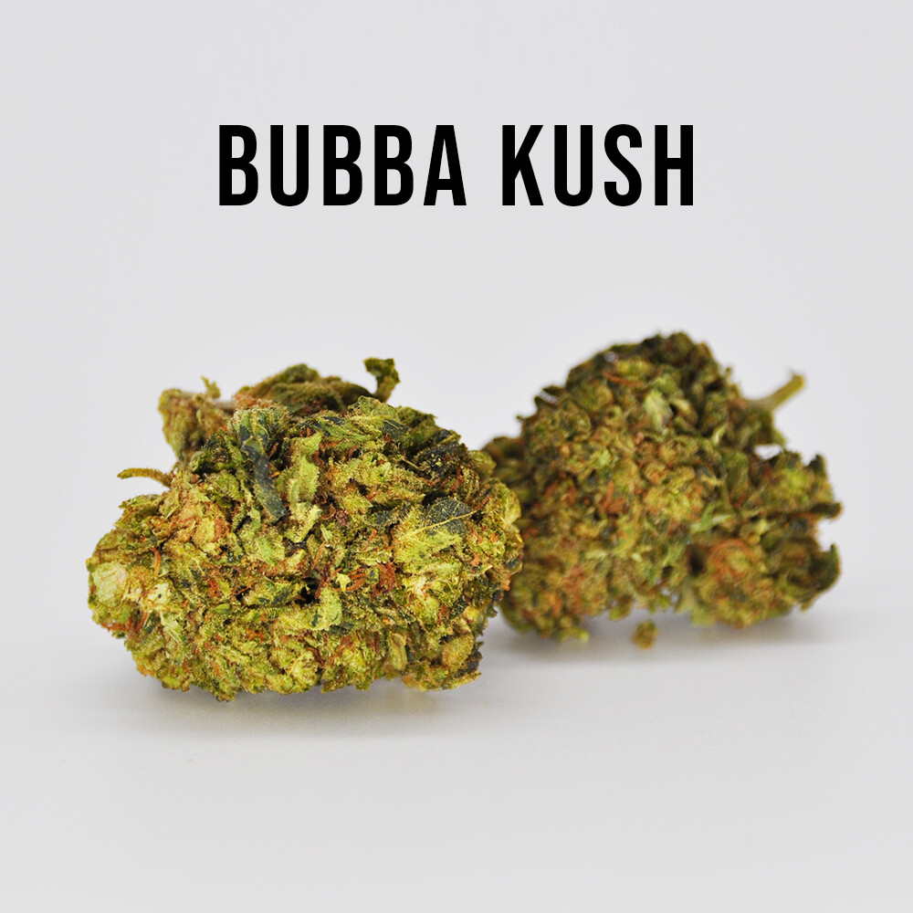 Delta 8 High Potency Bubba Kush - 3.5 grams