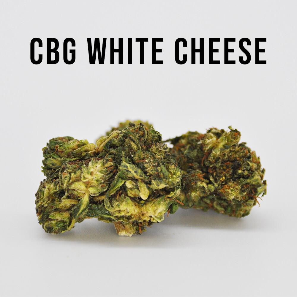 Delta 8 Ultra Potency CBG White Cheese - 3.5 grams