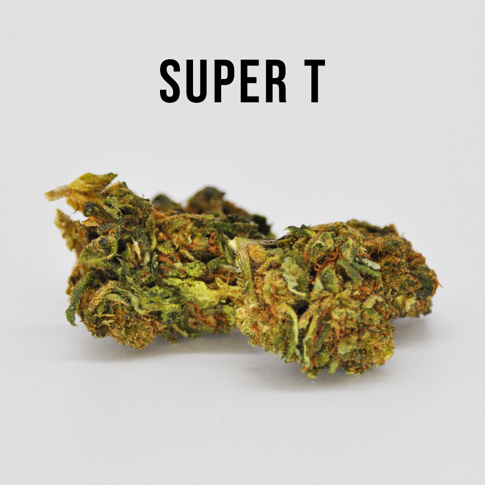 Delta 8 High Potency Super T - 7 grams