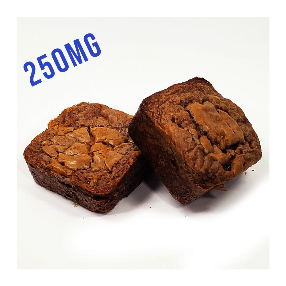 Delta 8 Super Potency Brownie Bite - 250mg