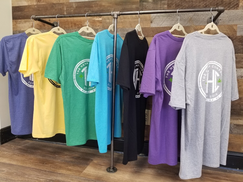 THC Logo T-shirts