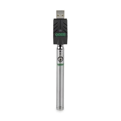 Ooze Twist Slim Pen Battery - Chrome