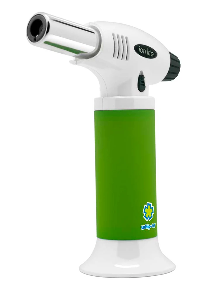 Whip-it! Ion Lite Torch - Green
