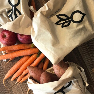Uprooted Produce Bags