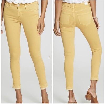 Yellow Gisele Skinny