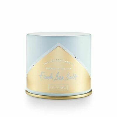 Lg Candle Tin