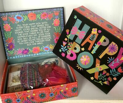 Md Happy Box Floral