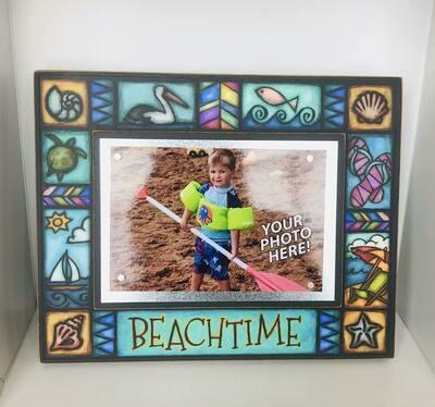 Beach Time Frame