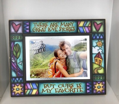 Love Stories Frame SC