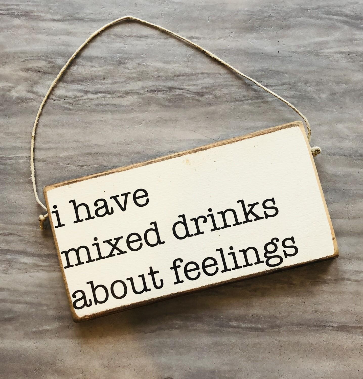 Drinks Plank RM