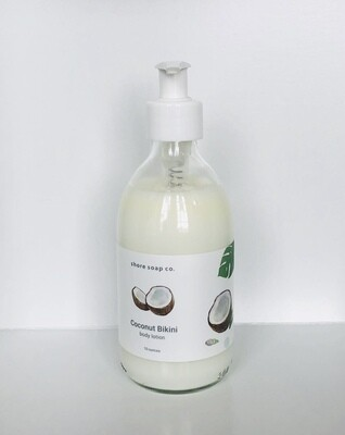 Body Lotion, 12oz SS