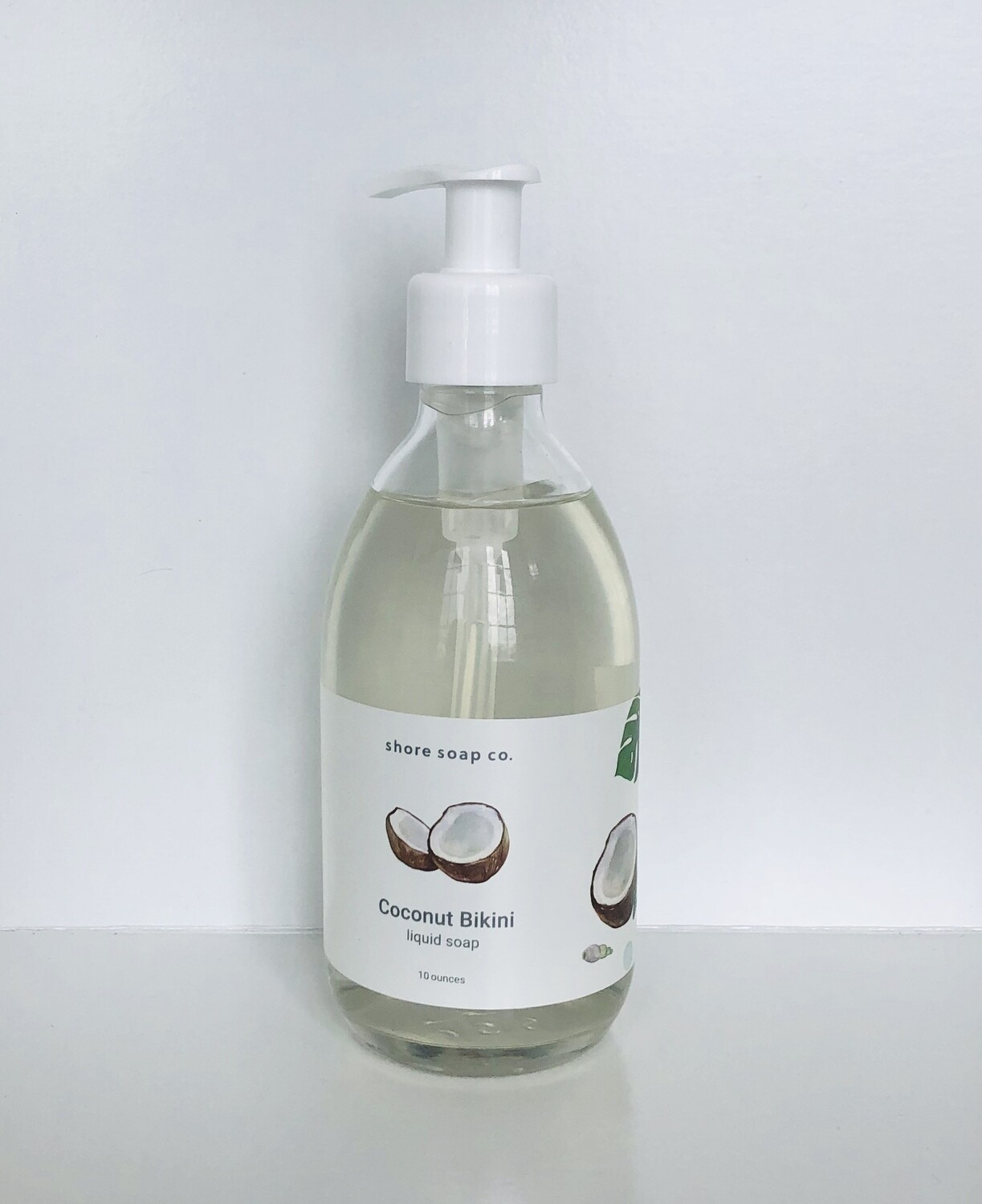 Liquid Soap 8oz SS
