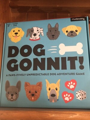 Dog Gonnit Board Game