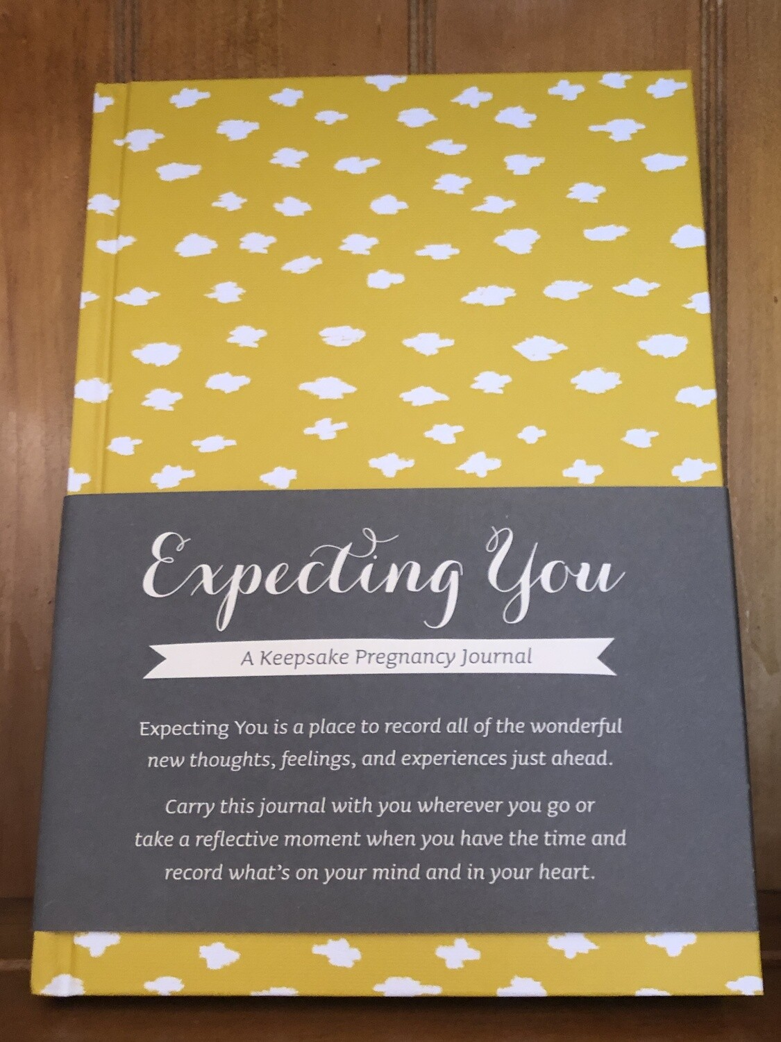 Expecting You, Pregnancy Journal