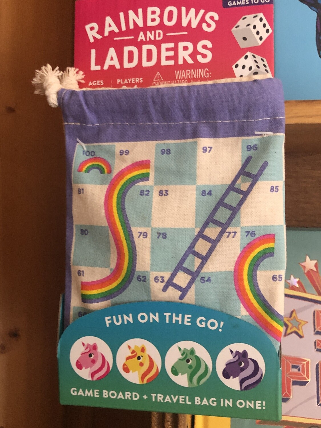 Rainbows and Ladders