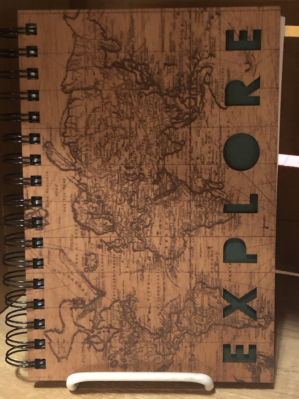 Woodchuck Wooden Journal