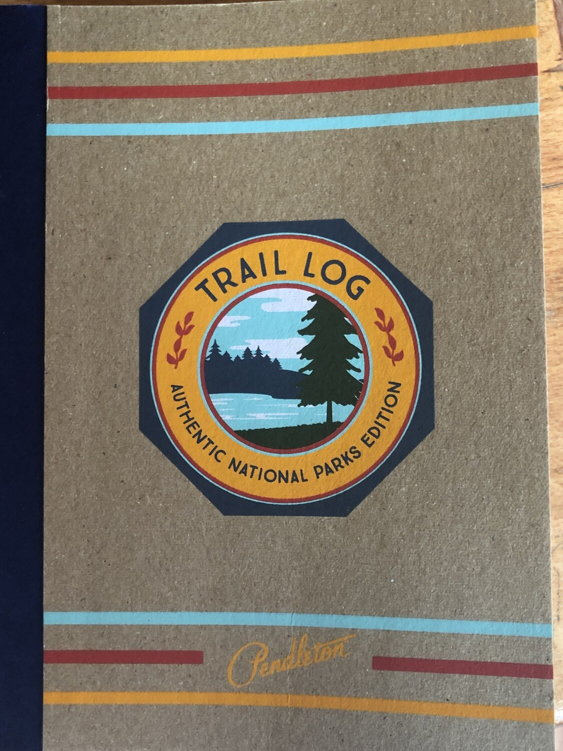 Trail Log, Ntl Parks
