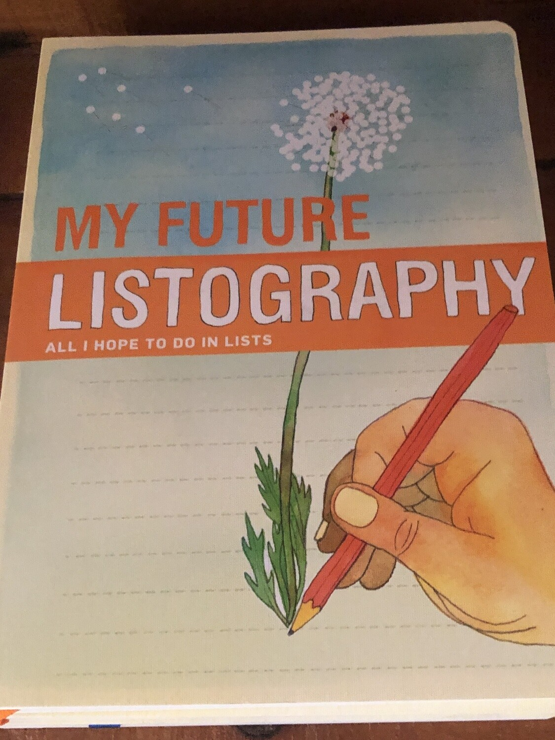 My Future, Listography