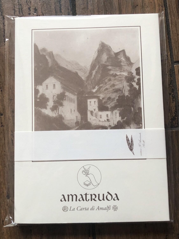 Amalfi Fine Writing Paper w/envelopes (20ct)