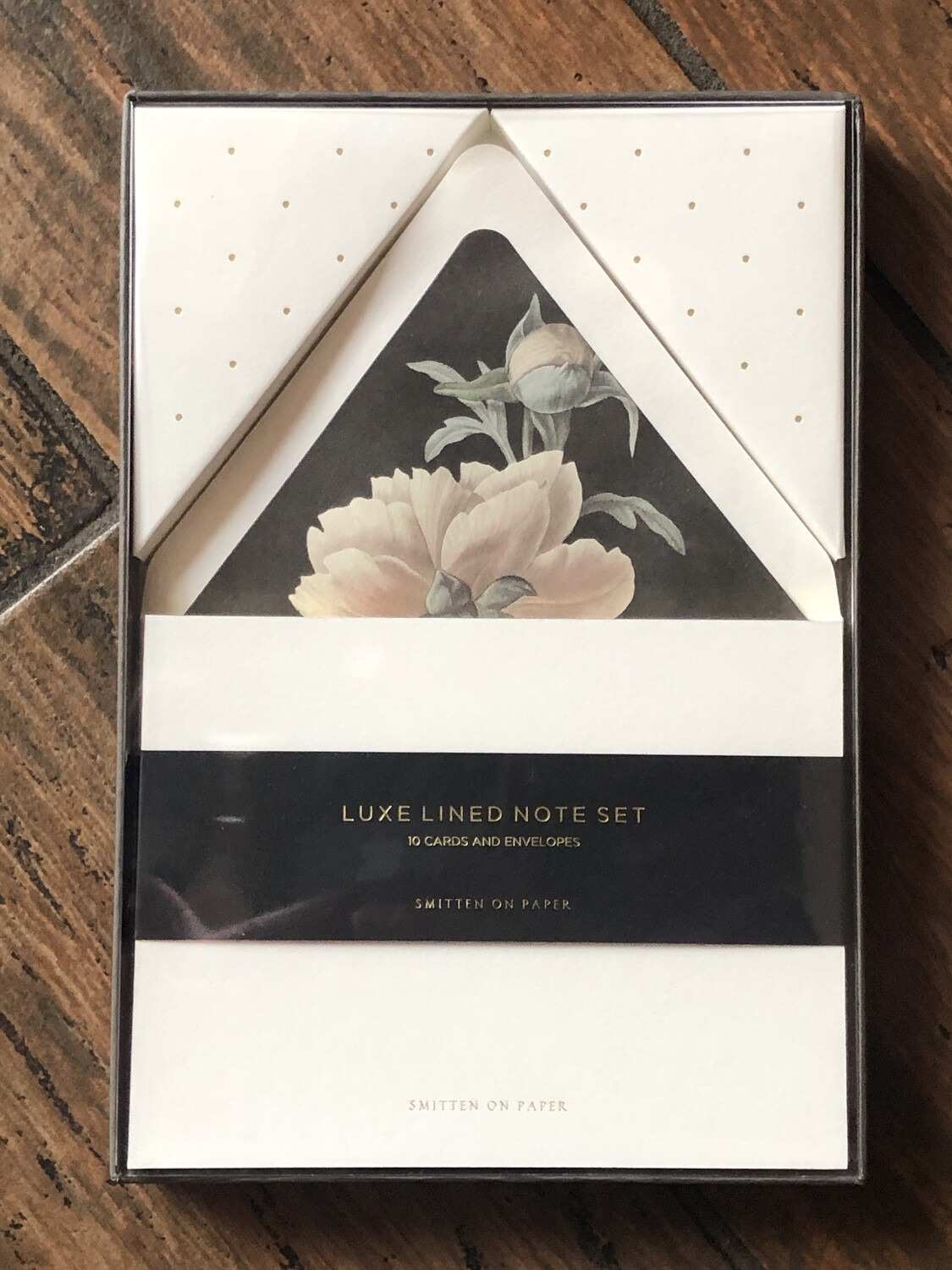 Smitten on Paper Luxe Lined Note Set