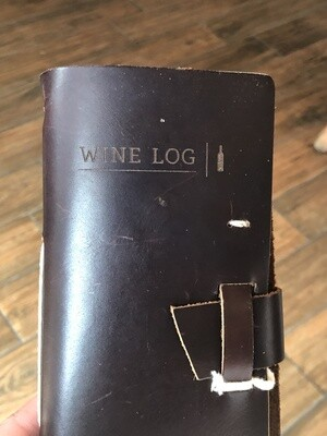 Rustico Wine Log