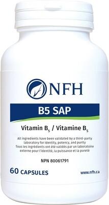 B5 SAP (60 caps) - NFH