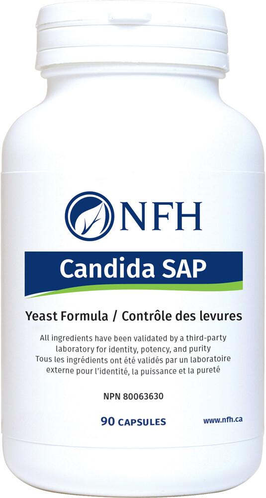 Candida SAP (90 caps)  NFH